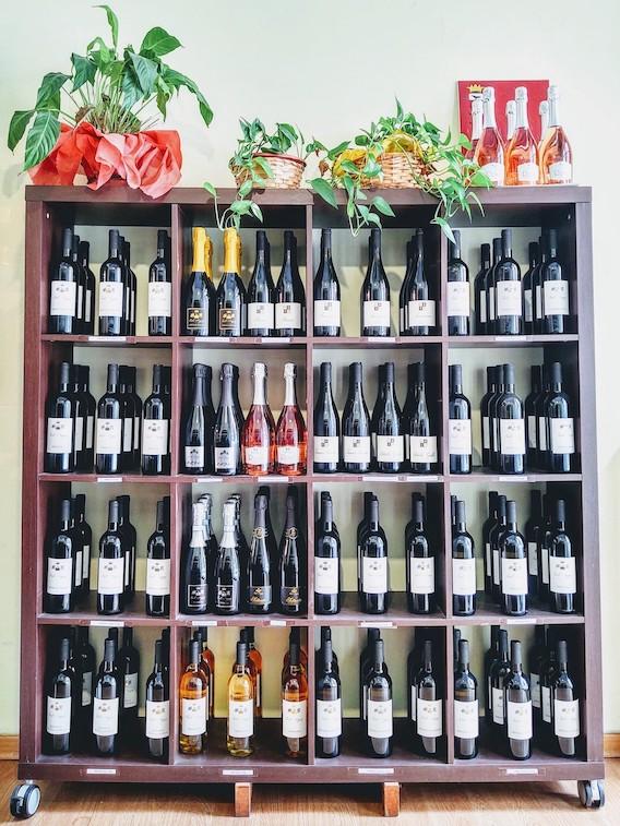 vini azienda agricola tacoli asquini spaccio trieste shop